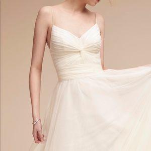 Bhldn white Tinsley dress
